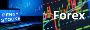 What is the difference between stocks trading and Forex trading?