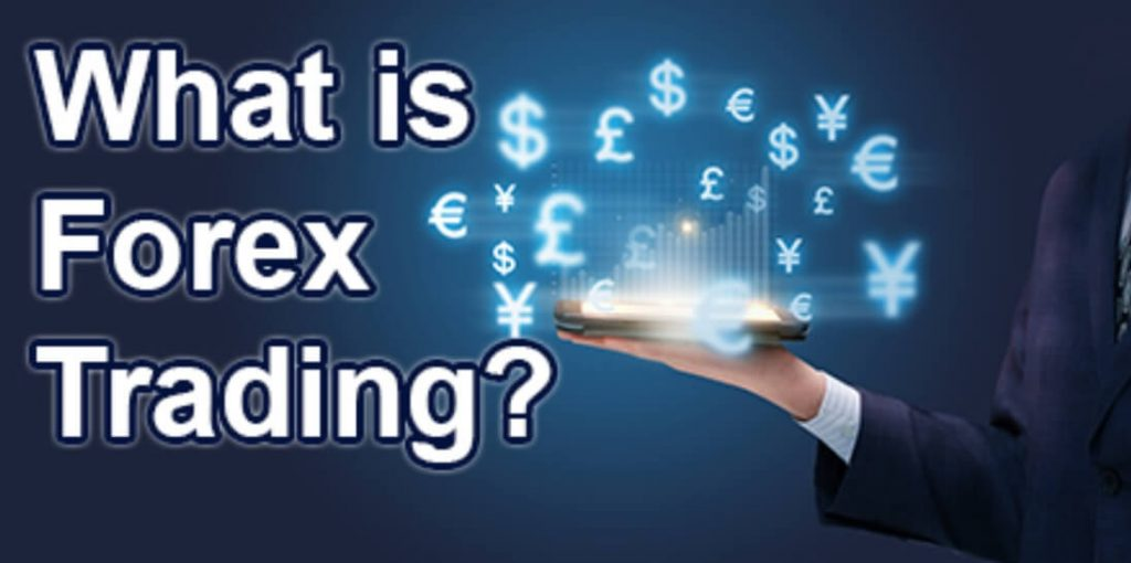What is currencies trading?