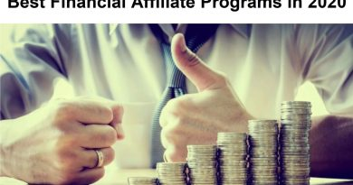 Best Financial Affiliate Programs of 2020