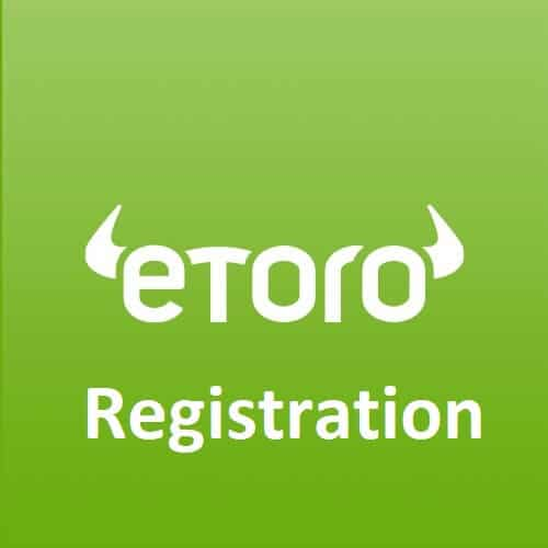 eToro registration
