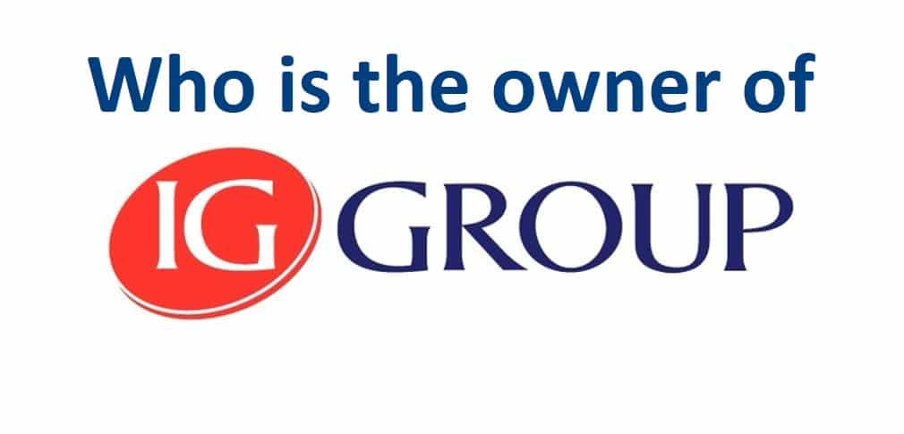 IG Group Owner