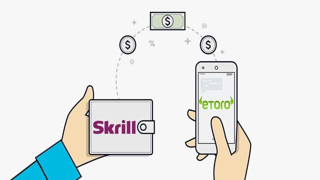 eToro Skrill Deposit