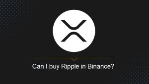 Can I buy Ripple in Binance?